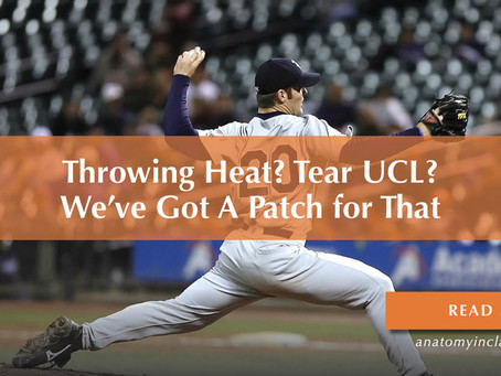 Throwing Heat? Tear UCL? We've Got A Patch for That