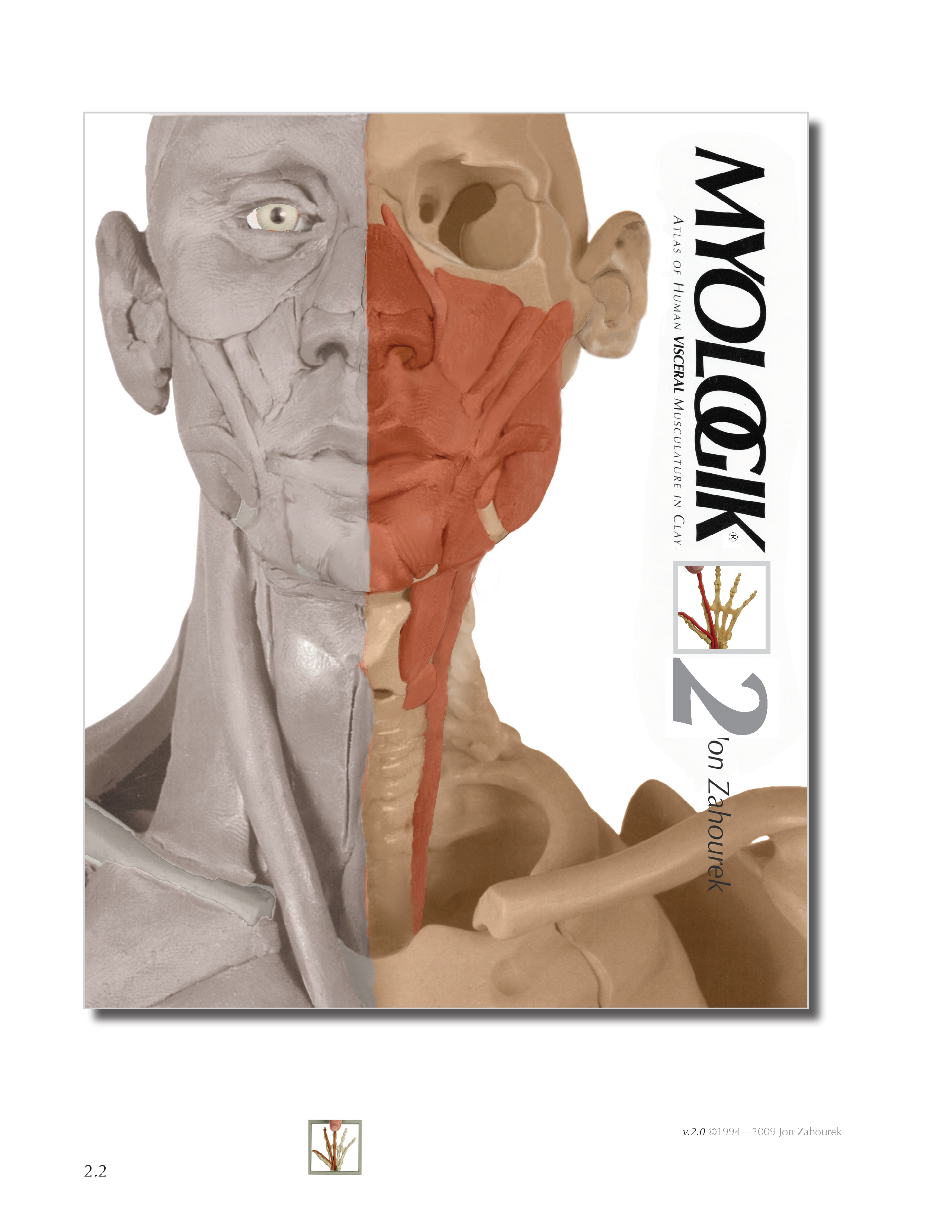 Anatomy In Clay Learning System Myologik Human Atlas On Cd
