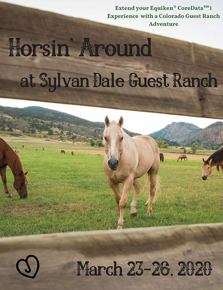 Horsin' Around_Sylvan Dale Ranch Flyer_F