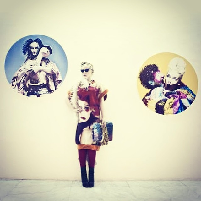 Instagram - My Exhibit Sofia #hedoluxe #madkate #dariamarchik #lulurafano #rober