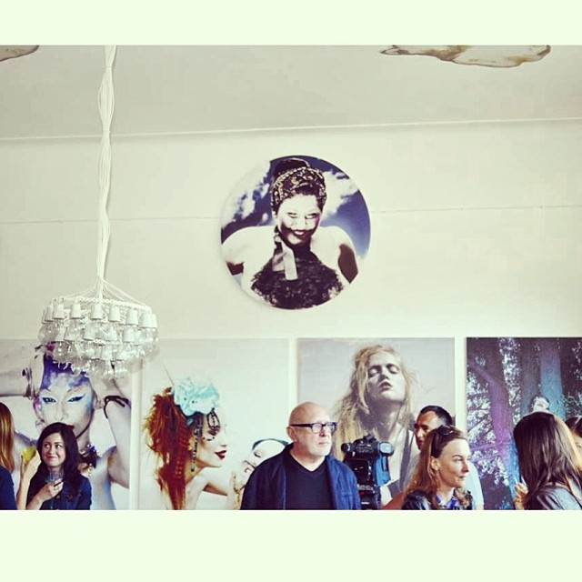 Instagram - #divaland #lust4life  #photoinstallation