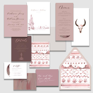 Pink Desert Collection