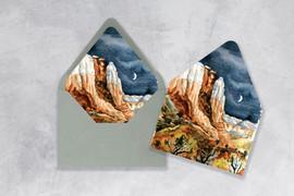 Desert at night envelope liner.jpg