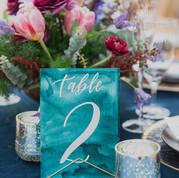 Moody Celestial Wedding Invitations