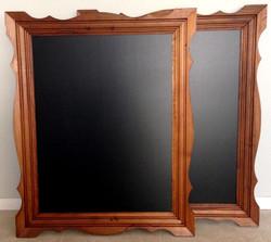 Dark Wood Unique Frame M.