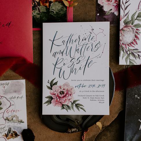 4 Templates for Wedding Invitation Wording