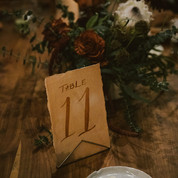 Warm Desert Sedona Wedding Invitations