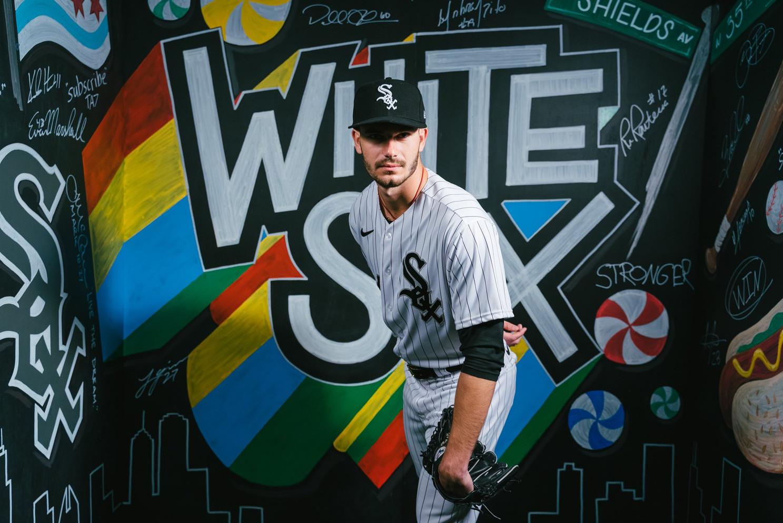 White Sox Photo mural