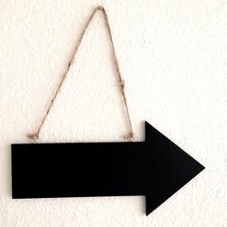 Hanging Arrow Sm.