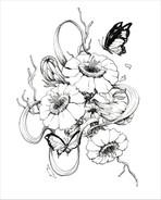 Blossoms and Butterflies.JPG