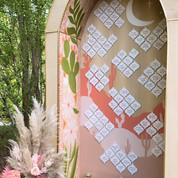 Moroccan Desert Sedona Wedding Invitations