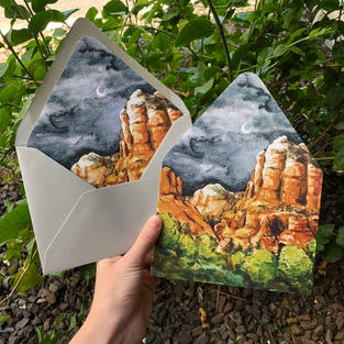 Envelope Liners