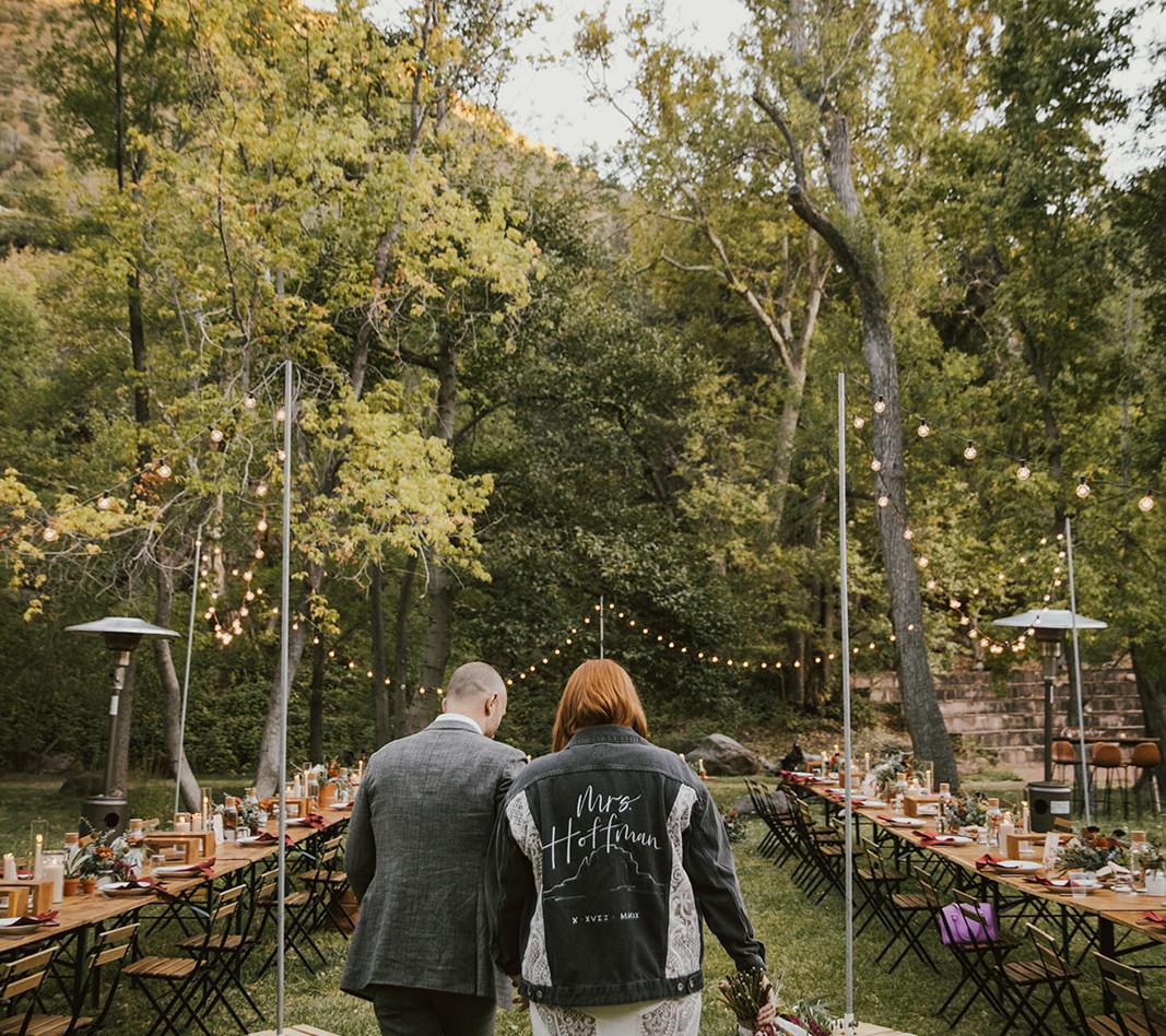 Brides Custom Leather Jacket