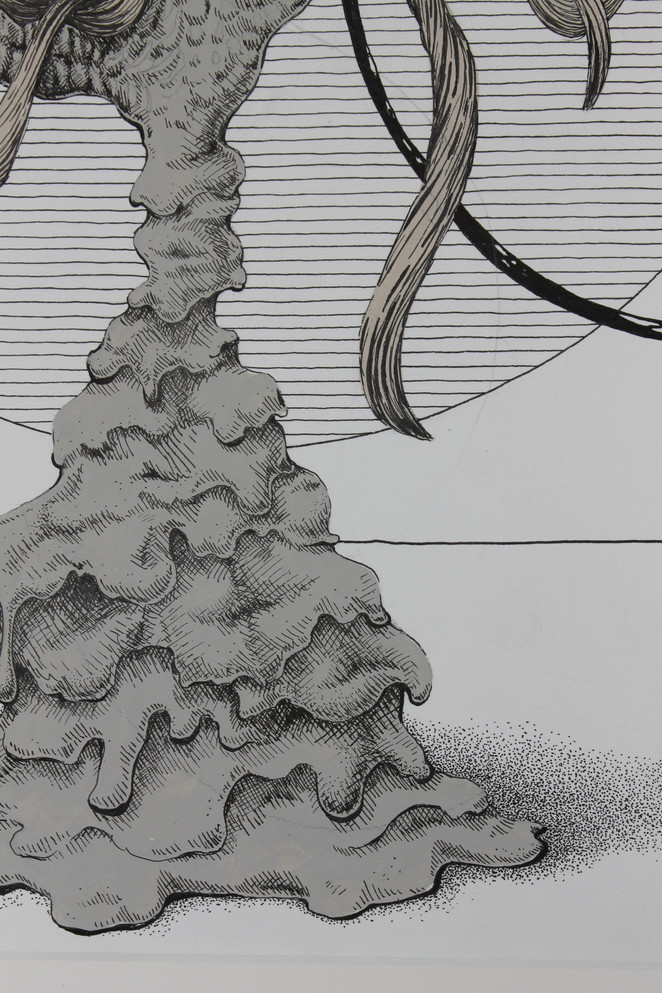 Entangled- detail