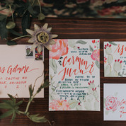 Inspired by Frida Kahlo: A Floral-Filled Mexican Desert Wedding