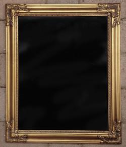 Ornate Gold Frame Sm