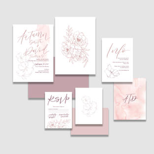 Dusty Rose Collection
