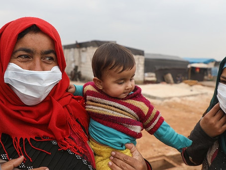 COVID Amongst Conflict and Crisis: How Syria Continues to Crumble Under the Pandemic