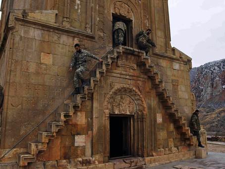Armenia and Azerbaijan: The Aftermath of Atrocity