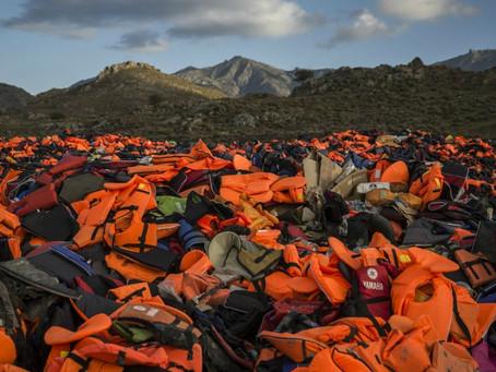 Island Prison: Inside Moria, Europe's Largest Refugee Camp
