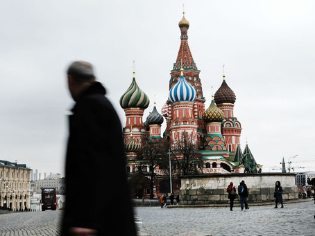Moscow Meddling: Russian State Media and the West