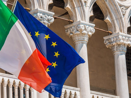 Sick Man of Europe: The Potential of Italexit