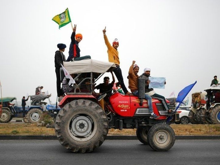 Farmers, the Free Market, and Manufacturing Consent in India