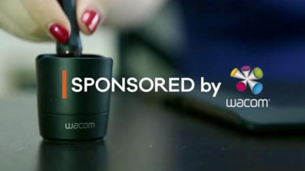 Sponsored by Wacom (clip)