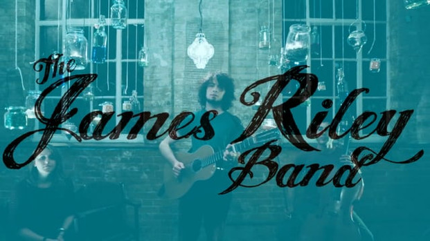 James Riley Band - Lay Me Down (Official Video)