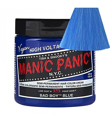 MANIC PANIC BAD BOY BLUE 118 ML