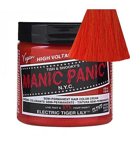 MANIC PANIC ELECTRIC TIGER LILY 118 ML