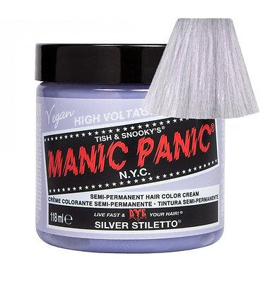MANIC PANIC SILVER STILETTO 118 ML