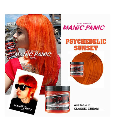 MANIC PANIC PSYCHEDELIC SUNSET 118ML