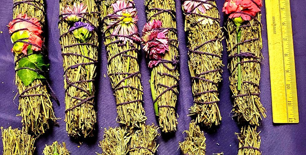 Lavender Harvest Smudge Sticks
