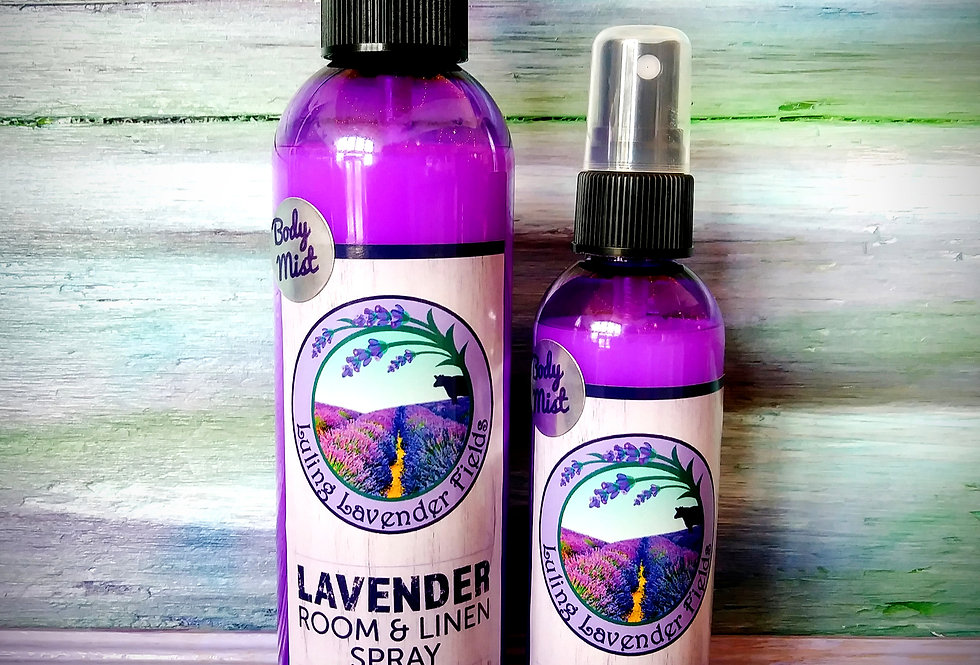 Lavender Room & Linen Spray/Body Mist