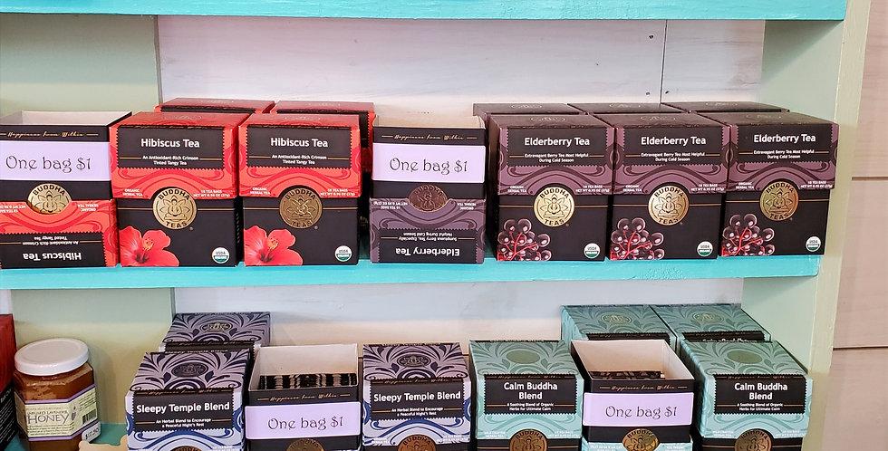 Sample Tea Bags