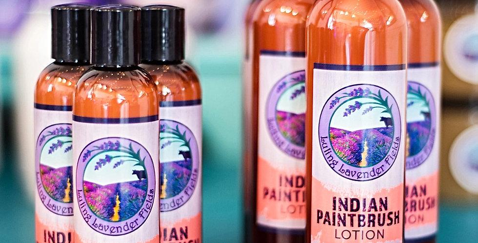Indian Paintbrush Lotion