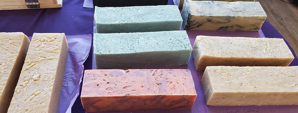 Soap Loaf uncut