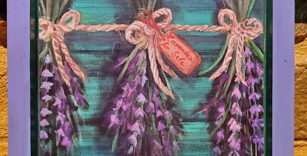 """""""Lavender for Sale"""""""