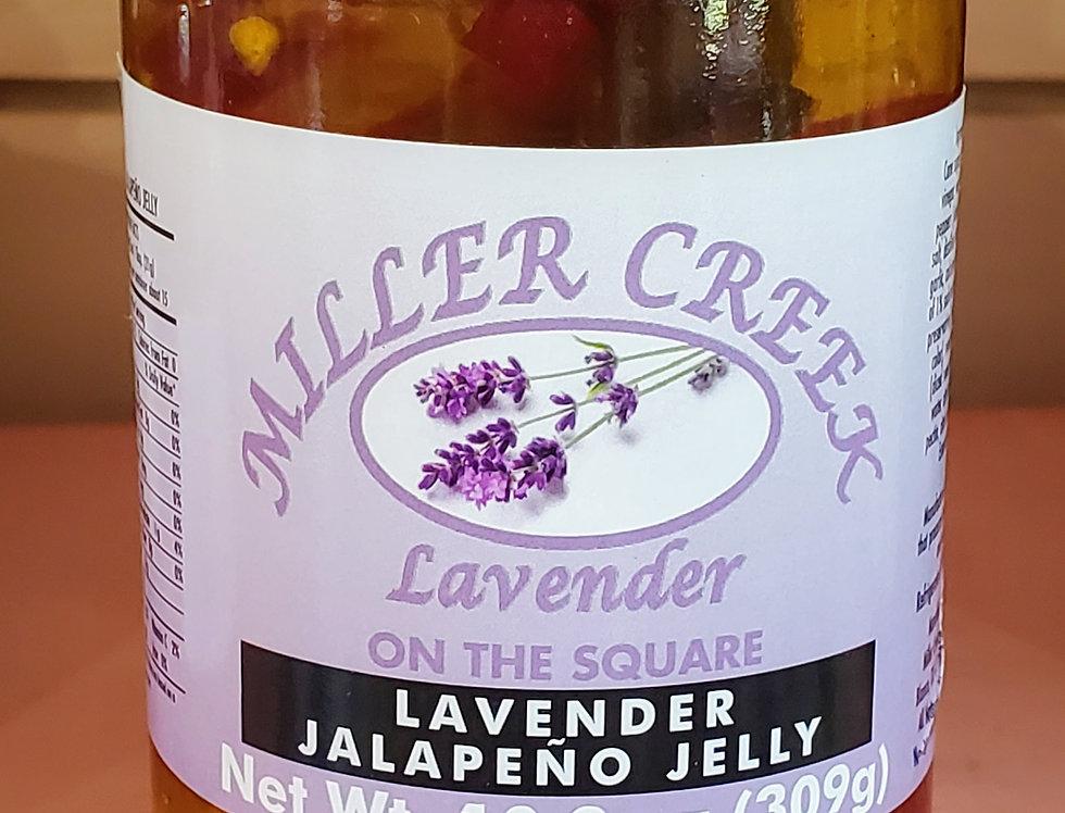 Lavender Jalapeno Jelly
