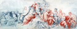 Apollon et les Muses