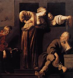1655 Xantippe Dousing Socrates