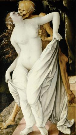 1518 Jeune fille et la Mort