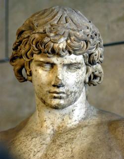 Antinous portrait 2