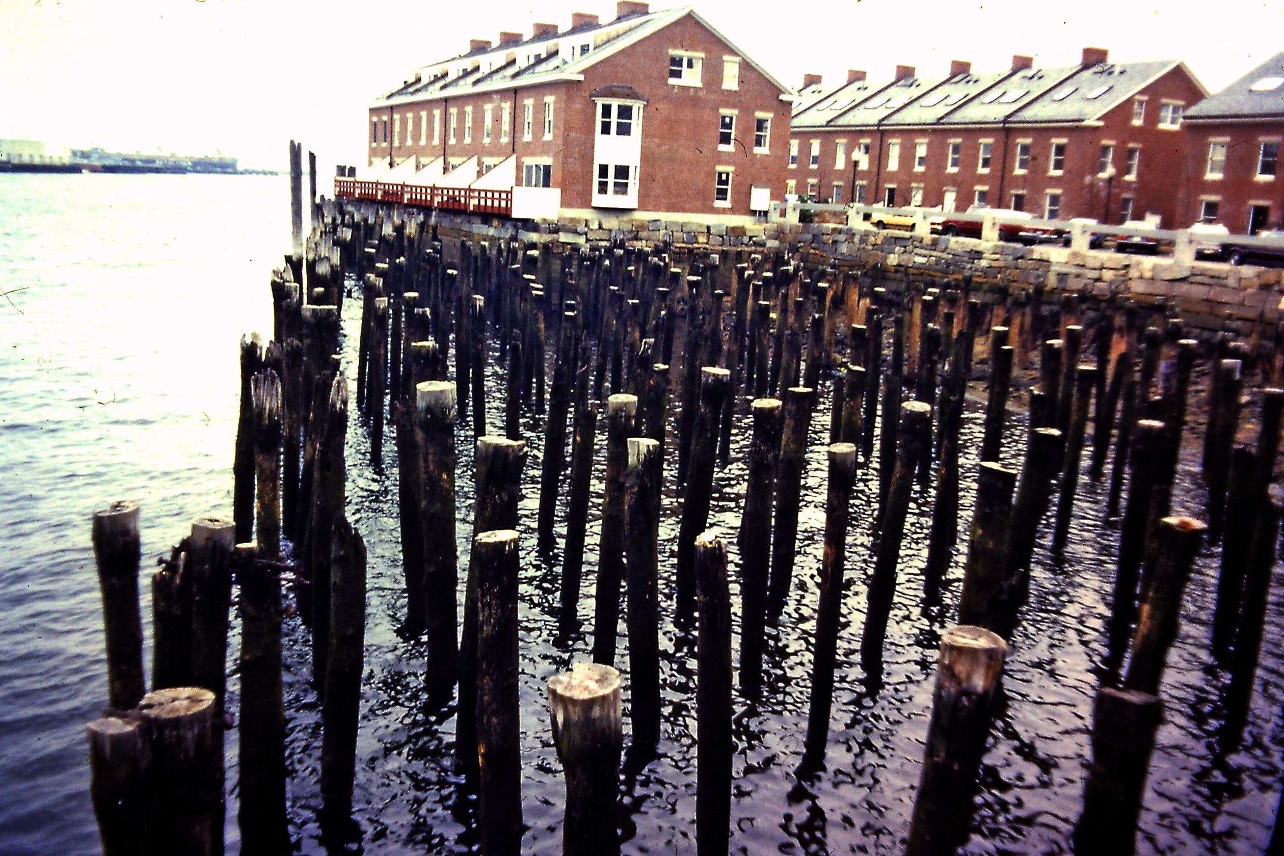 Boston Docks