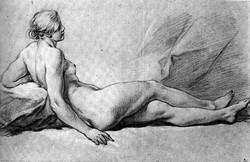 Etude_de_femme_allongée