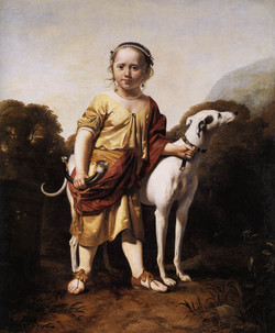 porthunt Portrait of a Girl as a Huntress