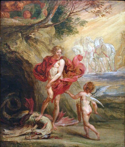 Apollo en de Python