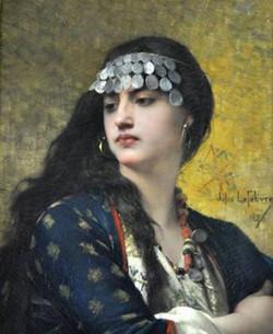 Portrait de Fatima
