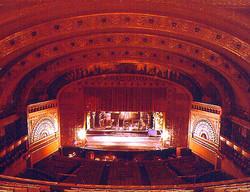 Auditorium bldg interior